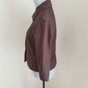 Banana Republic Jackets & Coats - Banana Republic Brown Dress Jacket